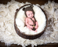 Wyatt's Newborn Session