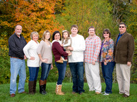 Huber Fall Family Session 2014