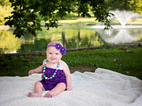Harlow's 6 Month Session