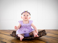 Baby Grace's 9 Month Session
