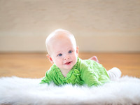 Baby Grace's 6 Month Session