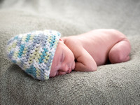 Baby Dean's Newborn Session