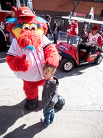 Gapper 2014 Findlay Market Reds Opening Day Parade